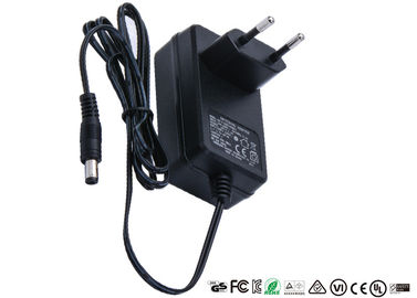 China 15V 12V 1A AC DC Power Adapter UL CE Approved RoHs EU US UK AU Wall Type supplier