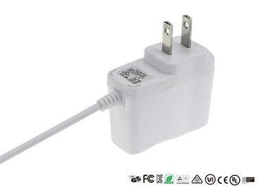 White Color Wall Mount AC DC Power Adapters 3V 5V 500ma Power Supply Switch Adaptor