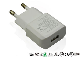 KC Certificate Mobile Phone USB Adapter Charger 5V 1500ma Accept OEM