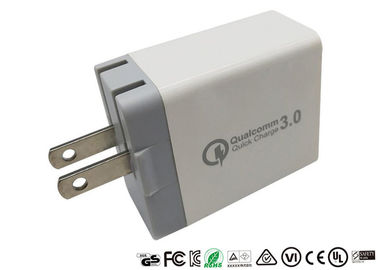 Fast Charge QC3.0 USB Wall Adapter 2019 Newest EU/US Plug-In Type