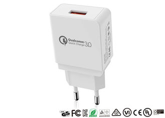 Quick Charge USB Charger 3.0 Fast Charger QC3.0 18W Wall USB Adapter