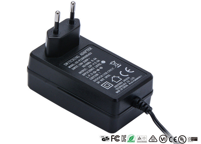 AC DC Switching Power Adapter 5V4000ma 5A 5.5 X 2.1mm DC Jack With CE GS