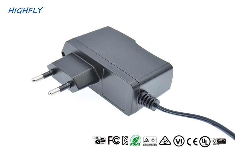 CE GS ROHS EAC Approved Screw Type Case Low Ripple 9V 1A AC DC Power Supply Adaptor