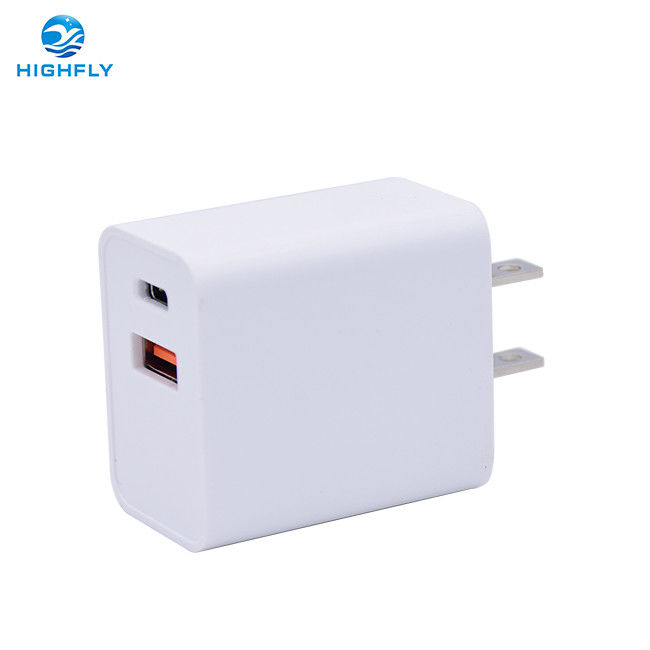 18W 30W Qualcomm USB-C PD 5V 3A Adapter Usb Charger