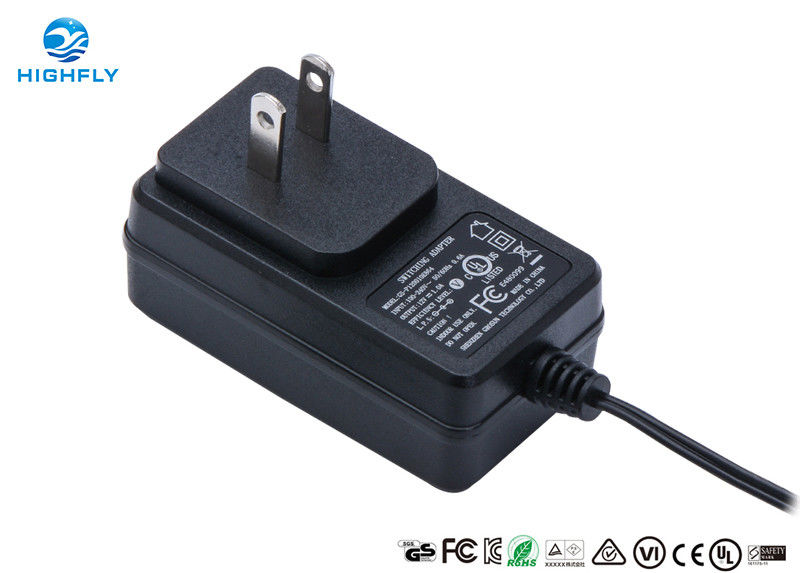 Wall Mounted Type 12V 1A 1.5A AC DC Universal Power Adapter