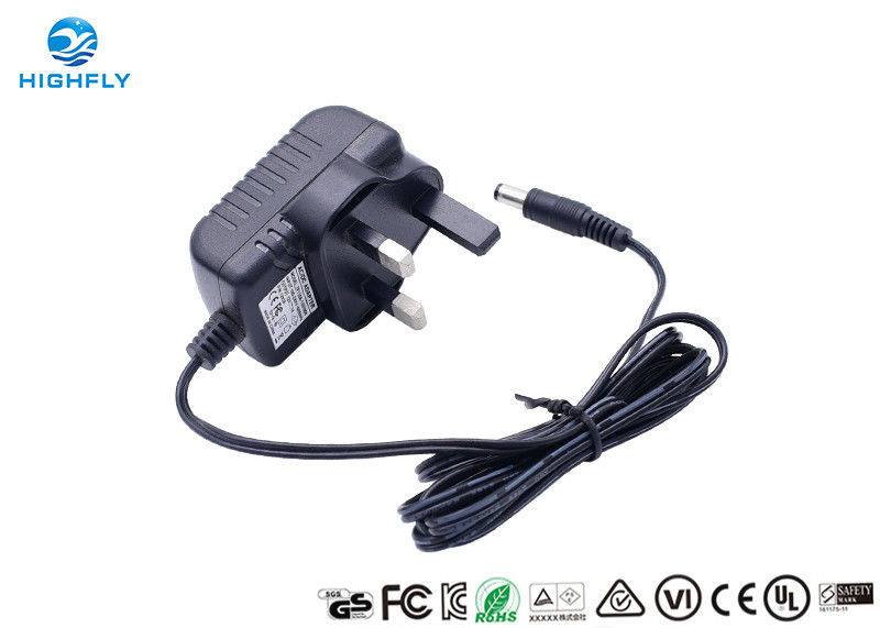 Anti Fire Wall 12V 1 Amp 0.1w AC DC Power Adapter