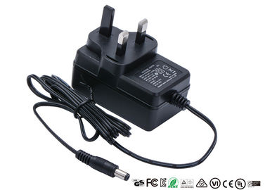Good Quality AC DC Power Adapter & 100 - 240Vac Ac / Dc Switching Power Supply 1.5A 18W Uk Mains For Led Strip on sale