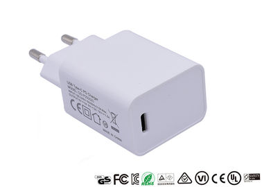 Certificated 5V 3A 9V 2A 12V 1.5A Quick Charge 18W PD Charger Type C Adapter