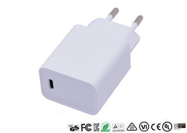 Power Adapter PD 18W Quick Charger Wall Fast Phone type c usb charger